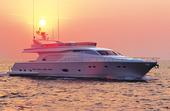 Major Price Reduction! 81' Ferretti