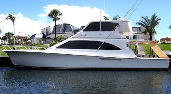 NEW DT&F Central Listing - 2001 Ocean 70'