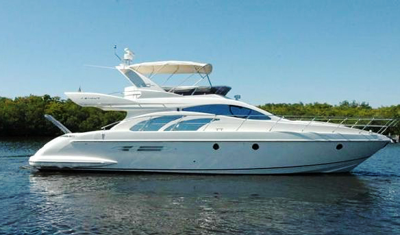 50' Azimut Yachts Flybridge Motor Yacht 2005