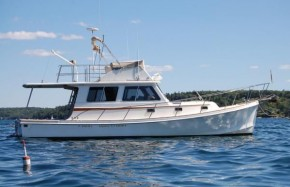 36' Nauset Flybridge Sedan 1990 - MAGIC