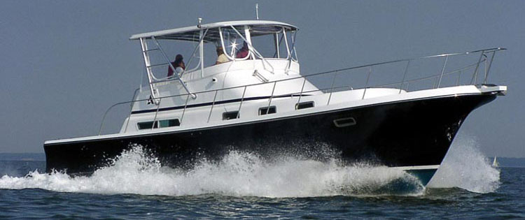 Albin Yachts for Sale - Dwight Tracy & Friends (DT&F) – New