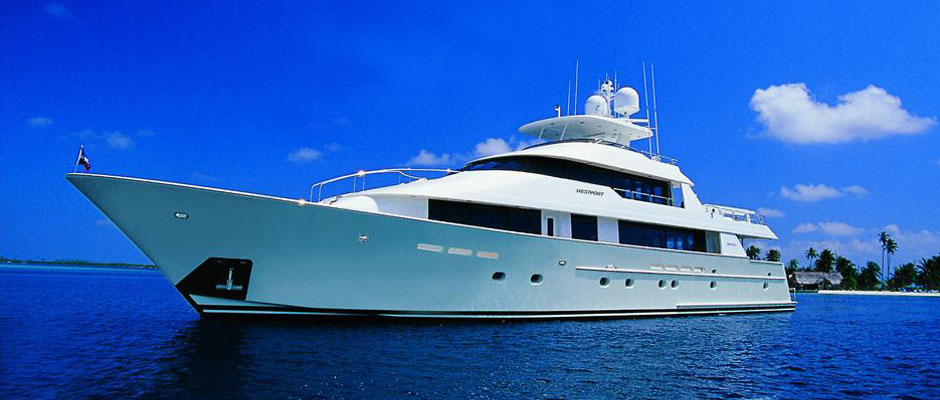 Westport Yachts for Sale - Dwight Tracy & Friends (DT&F