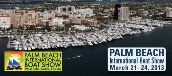 DT&F at the Palm Beach Boat Show!