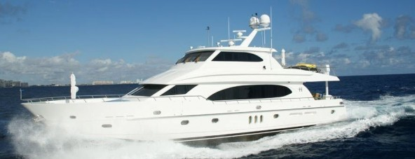 90' Hargrave Skylounge M/Y - SOLD!!!