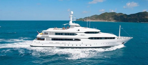 Mega yacht sales turning the corner